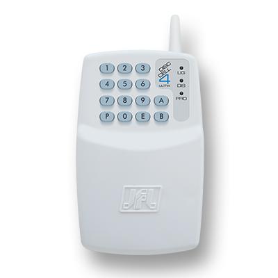 Detalhes do produto Discadora GSM com teclado - JFL Disc Cell-4 Ultra