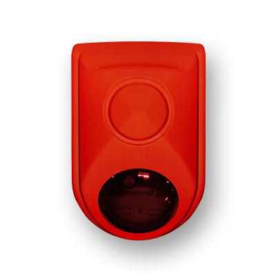 Detalhes do produto Sirene de parede com indicação - SI-115