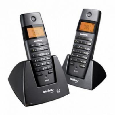 Detalhes do produto Telefone sem fio digital - Intelbras TS 60 C