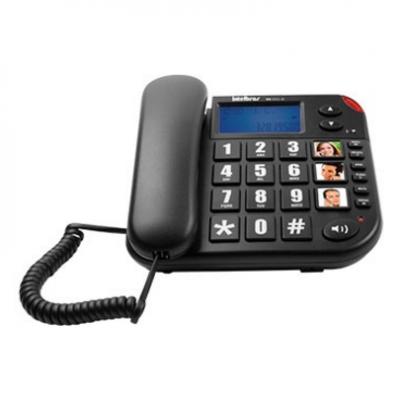 Detalhes do produto Telefone com fio - Intelbras Tok Fácil ID