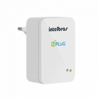 Detalhes do produto Repetidor de sinal wireless - Intelbras NPLUG