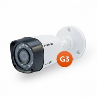 Detalhes do produto Câmera Multi HD com infravermelho - Intelbras VHD 1220 B G3