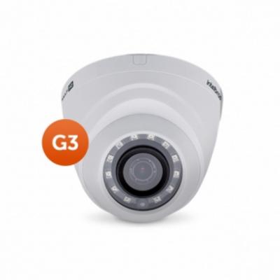 Detalhes do produto Câmera Multi HD com infravermelho - Intelbras VHD 1220 D G3