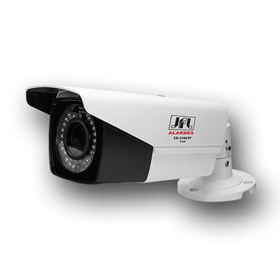 Detalhes do produto Câmera infravermelho varifocal FULL HD - JFL CHD-2160VF