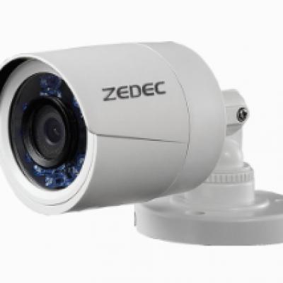 Detalhes do produto CÂMERA HD BULLET 20MTS IR - ZEDEC