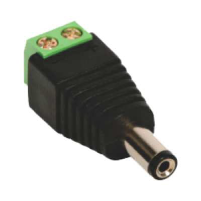 Detalhes do produto Conector P4 Macho com Borne