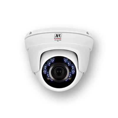 Detalhes do produto Câmera infravermelho - CD-1020 Dome