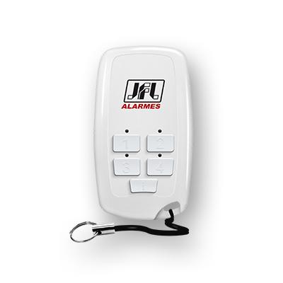 Detalhes do produto Controle remoto JFL - TX-5 DUO FIT