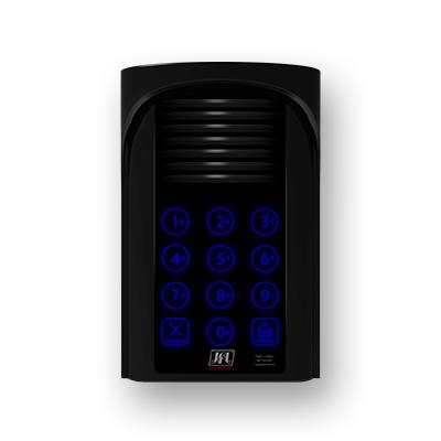Detalhes do produto Porteiro Eletrônico - Master Touch 12 Teclas