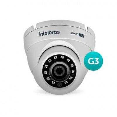 Detalhes do produto Câmera Infravermelho - Intelbras VHD 3220 D G3