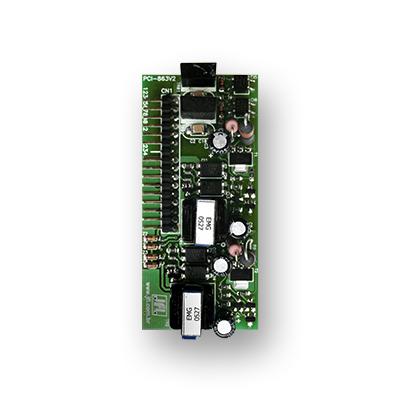 Detalhes do produto Placa 2 Troncos - PABX Easy
