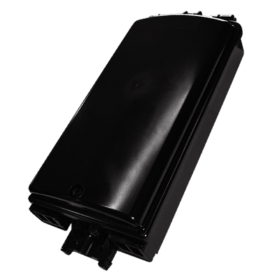 Detalhes do produto Caixa Hermética Padrão Telecom - MOD. 002