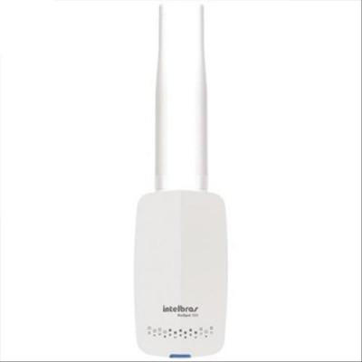 Detalhes do produto HotSpot 300 - Roteador Wireless com check-in no Facebook - INTELBRAS