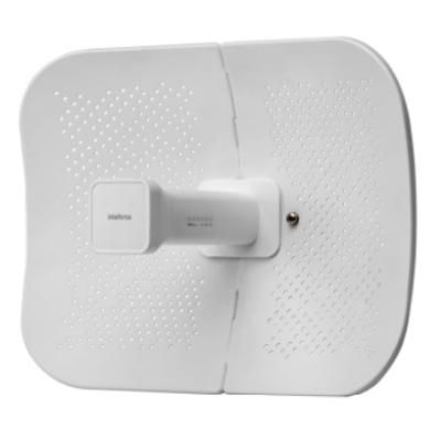 Detalhes do produto WOM 5A-23 CPE/PTP com antena dish de 23 dBi MiMo 2x2 - INTELBRAS