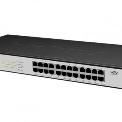 Detalhes do produto Switch rack 24 portas Gigabit Ethernet SG 2400 QR - Intelbras