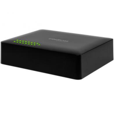Detalhes do produto SF 1600 Q+ Switch 16 portas Fast Ethernet - Intelbras