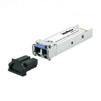 Detalhes do produto KGS 2110 Módulo Mini-GBIC Gigabit Ethernet Monomodo 10 kmKGS 2110 Módulo Mini-GBIC Gigabit Ethernet Monomodo 10 km - Intelbras