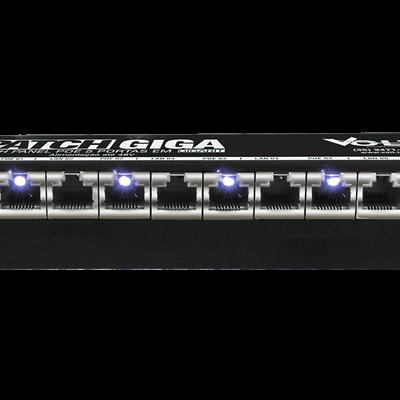 Detalhes do produto Patch Panel Gigabit 5 Portas Volt