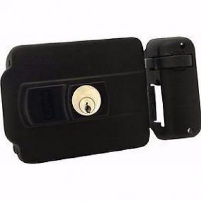 Detalhes do produto Fechadura Elétrica com chave Simples - LIder