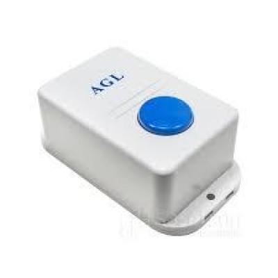 Detalhes do produto Acionador por botão e controle remoto de fechaduras 12 volts - AGL