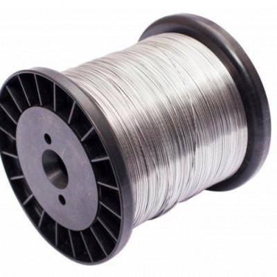 Detalhes do produto Arame Fio de aço inox para cerca elétrica 0,60 mm