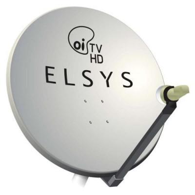 Detalhes do produto Parabólica Ku OI TV 60cm - Elsys