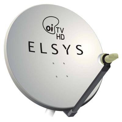 Detalhes do produto Antena Oi TV 75cm - Elsys