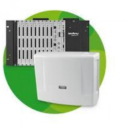 Detalhes do produto Central Telefônica Pabx Intelbras Impacta 140 - Intelbras