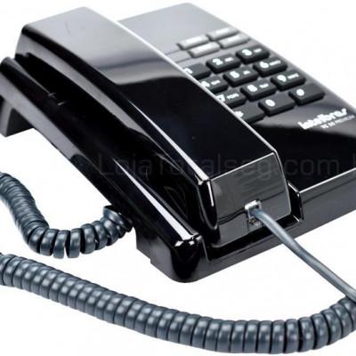 Detalhes do produto Telefone Com Fio TC 50 Premium Preto - Intelbras