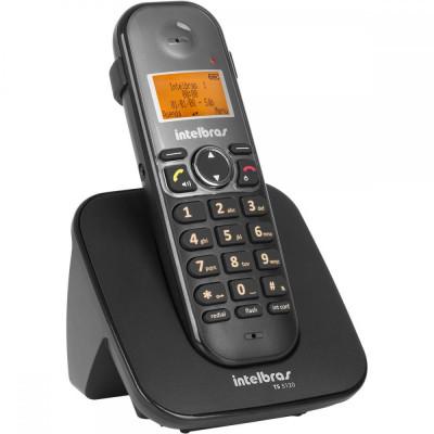 Detalhes do produto Telefone Sem Fio com ID TS5120 - Intelbras