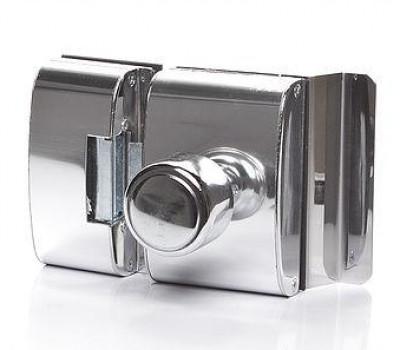 Detalhes do produto  PV200R2I -Porta de vidro com rasgo, vidro/vidro e abertura para dentro - AGL