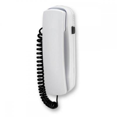 Detalhes do produto Interfone Branco para porteiro coletivo - Amelco