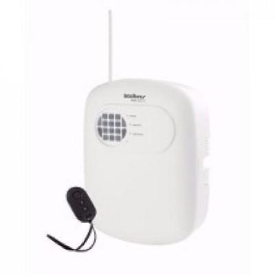 Detalhes do produto AMT 2008 RF Central de alarme monitorada com 8 zonas (4 + 4 com fio 8 sem fio)