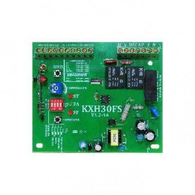 Detalhes do produto Central Eletrônica KXH30FS Para Portões - Rossi