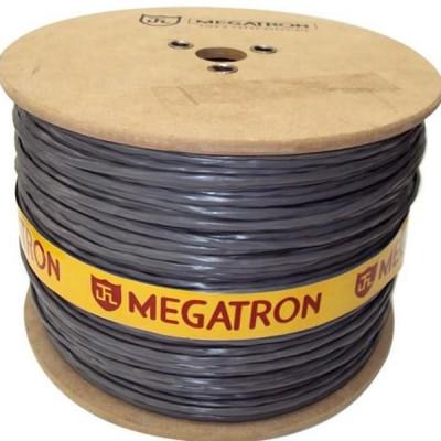 Detalhes do produto Cabo De Rede 2Pares Blindado100% Cobre 500metros - Megatron